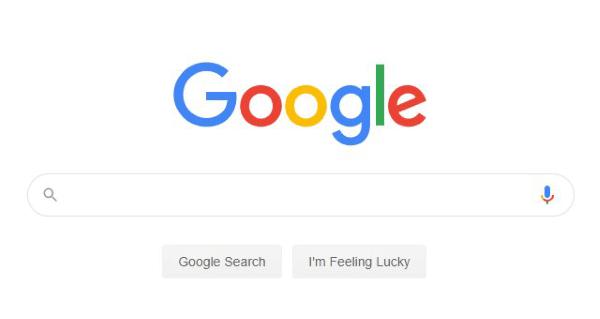 Google тестирует новый дизайн домашней страницы