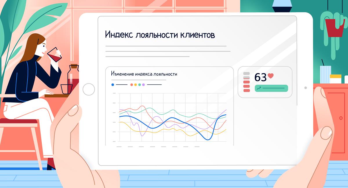 Яндекс ввел индекс лояльности клиентов для Справочника